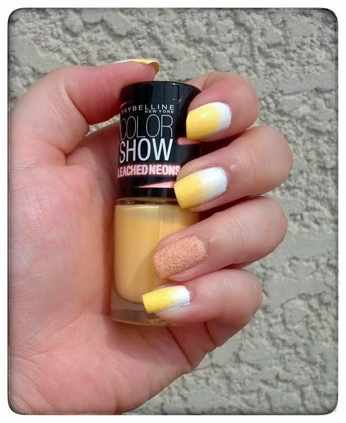Color Show Bleached Neons by Maybelline