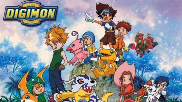 Digimon (54/54) (50MB) (HDL) (Latino) (Mega)