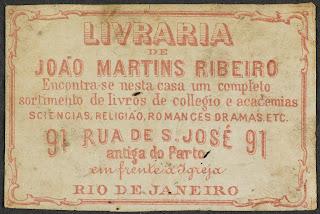 Acervo: Biblioteca Nacional do Rio de Janeiro