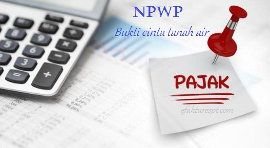cara daftar NPWP