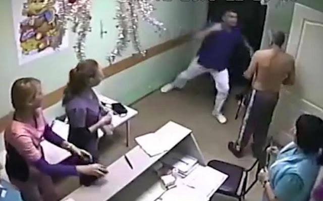 СК возбудил уголовное дело на врача, забившего насмерть пациента