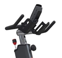 Schwinn SC Power Indoor Cycle Spin Bike's handlebars & water bottle holders