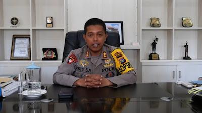 Kapolres Lombok Tengah AKBP Esty Setyo Nugroho, S.I.K