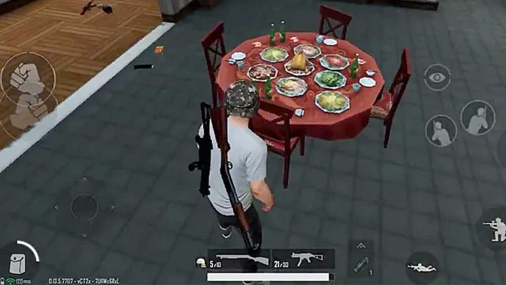 Cara Mendapatkan Meja Makan Chicken Dinner di PUBG Mobile (gameskinny.com)