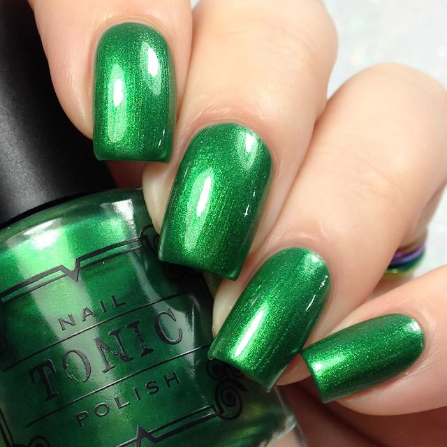 Tonic Polish-Key Lime