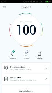 Cara Root Android Jelly Bean, Kitkat, Lolipop, Marshmallow Tanpa PC Menggunakan Kingroot
