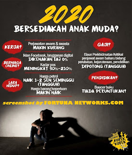 "<img src=""FortunaNetworks.Com.jpg"" alt=""#PascaGE14 [Part 9] BadNews2020: Rakyat Malaysia Sudah Bersediakah Anda?"">"