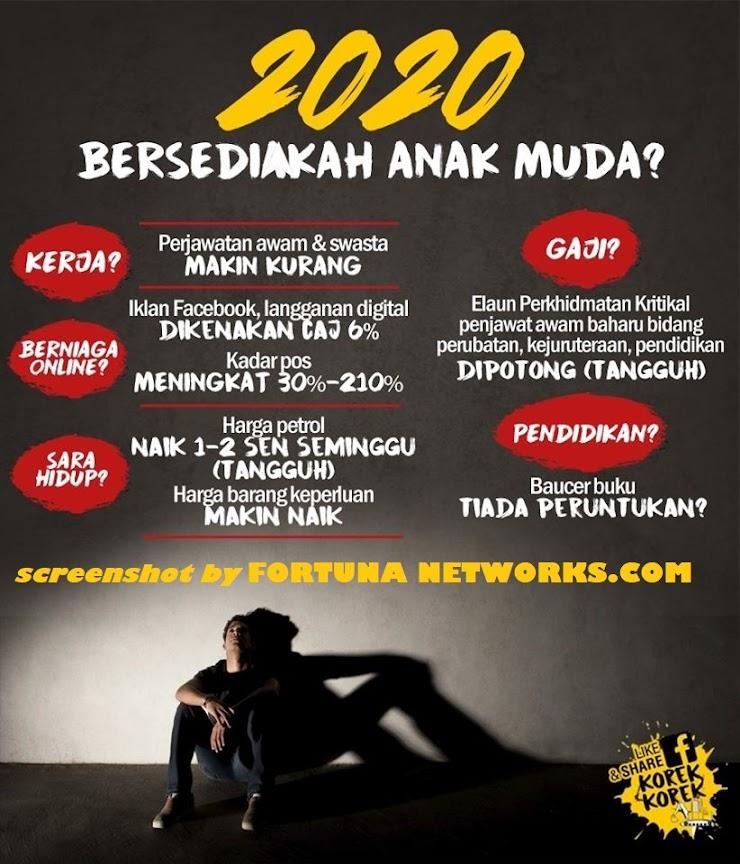 #PascaGE14 [Part 9] BadNews2020: Rakyat Malaysia Sudah Bersediakah Anda?