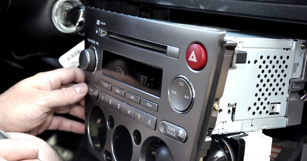 Snackeyes 2005 Subaru Outback Aux In Hack Via Radio Module