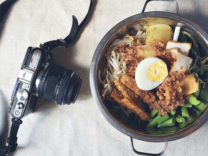 Tips Ringkas Set Up Mini Studio Untuk Food Photography