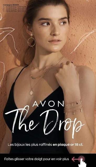 catalogue avon maroc bijoux fashion juillet 2019