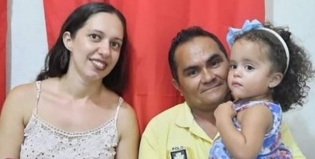 Mãe mata a filha de dois anos e o pai conseguiu salvar a outra filha em Caruaru, PE