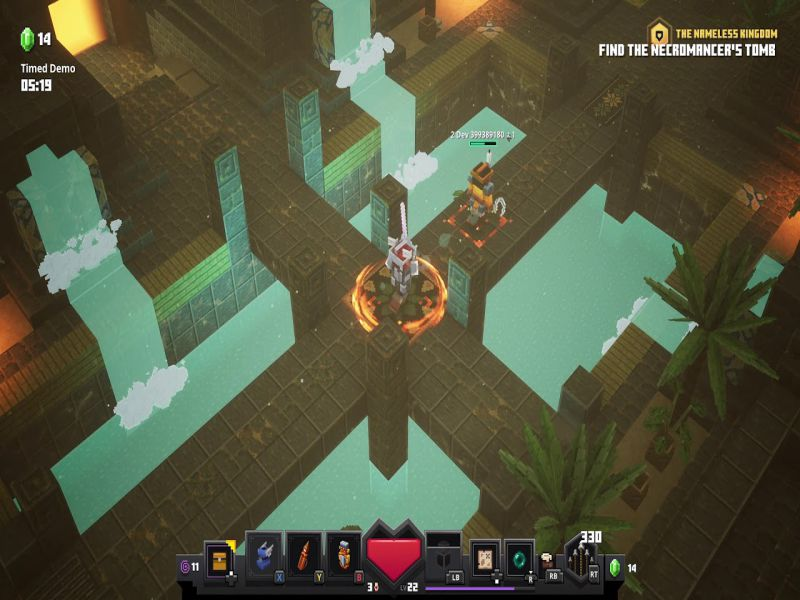Minecraft Dungeons PC Game Free Download