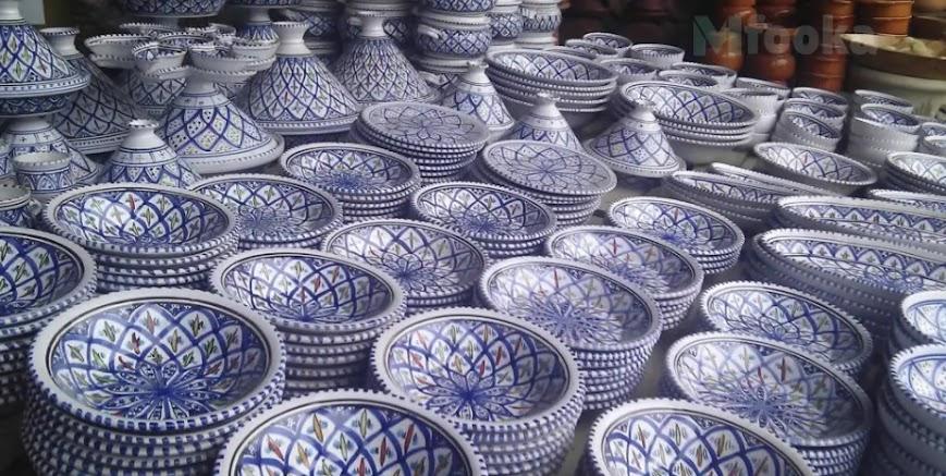 تقرير عن تاريخ حرفة صناعة الفخار في المملكة العربية السعودية