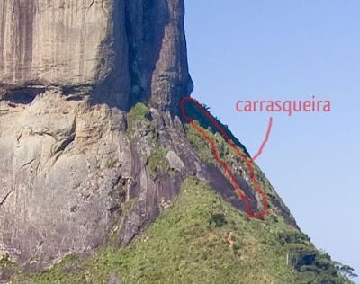 Brasil Rio de janeiro trilha pedra da gávea fotos indio carrasqueira
