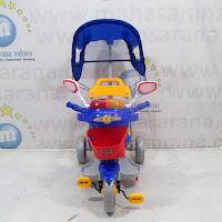 sepeda roda tiga anak family police