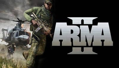 تحميل لعبة Arma 2 للكمبيوتر من ميديا فاير