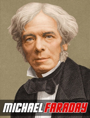 Profil Michael Faraday