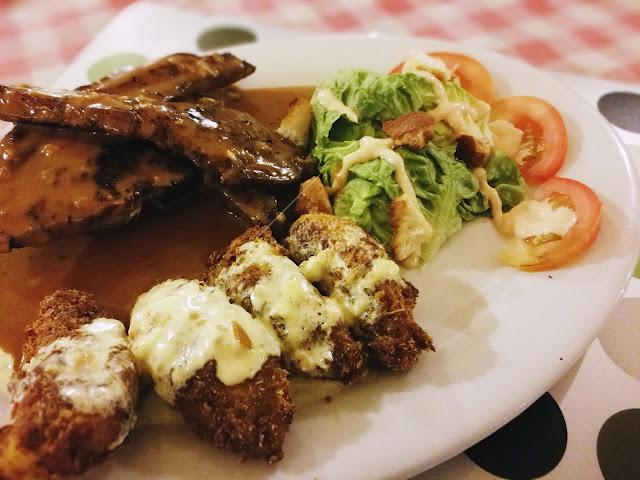 Mari Cuba Masakan Itali Di IL Familia Italian Restaurant, Kepong