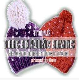 tutoriales-gorros-mini-corazones-crochet