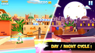 Skyline Skaters Apk v2.16.0 Mod (Unlimited Coins/Bucks)