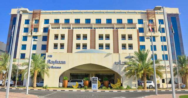 Hili Rayhaan hotel review