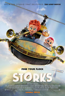 Watch Storks (2016) movie free online