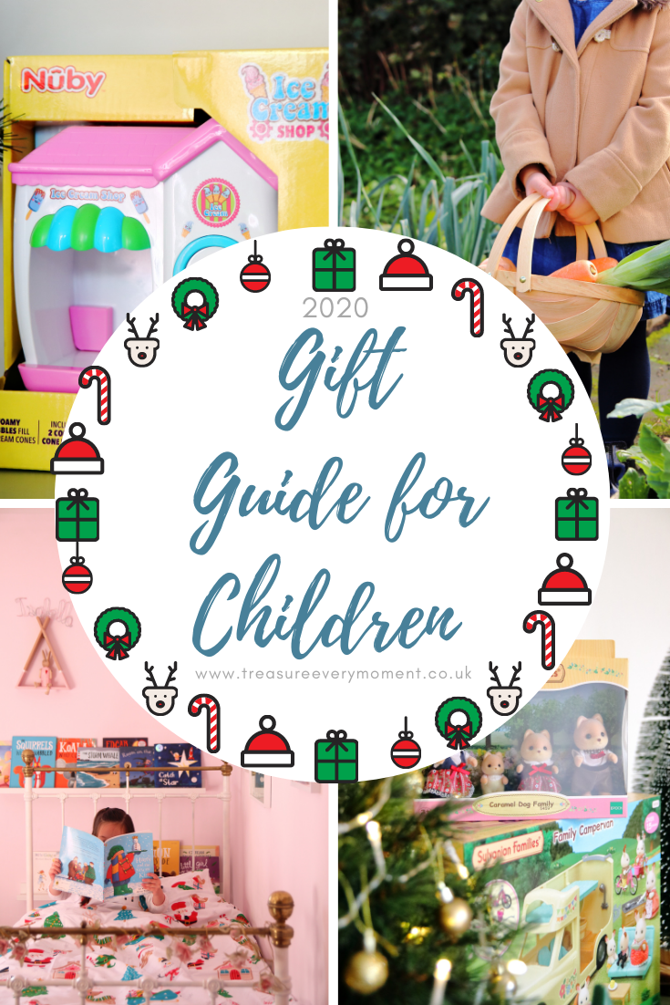 CHRISTMAS: Gift Guide for Children 2020