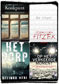 Carmen Prins, Sebastian Fitzek, Belinda Aebi, Heleen Smit, Crime Compagnie, The House of Books, Hamley Books