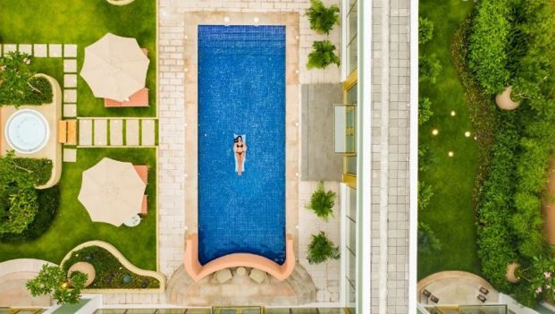 Hotel in Manilla offers villas priced at P1 million per night