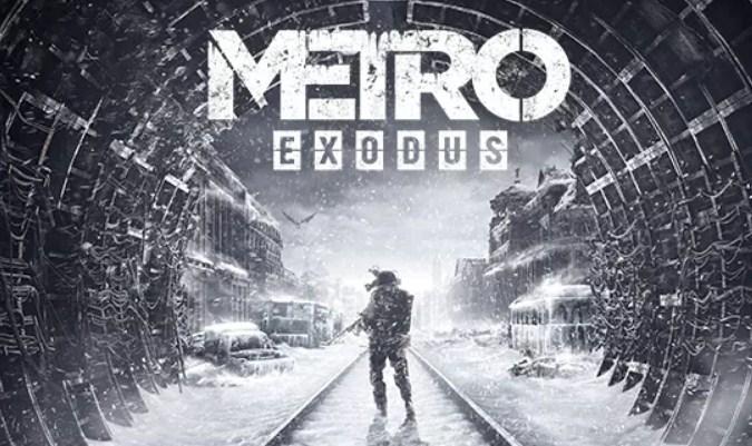 Game PC Terbaik di Tahun 2019 - Metro Exodus