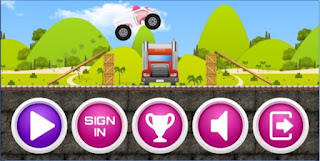 Game Robocar Amber Adventure App