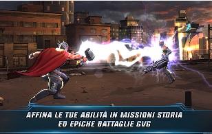 Civil War Ufficiale su Marvel Avengers Alliance 2