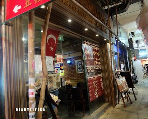 Wisata Kuliner Halal di Hongkong