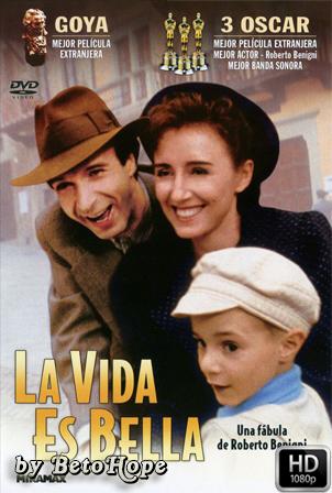 La Vida Es Bella 1080p Latino Italiano Mega Megapeliculasrip Megapeliculasrip