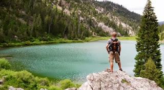 Hike in Idaho