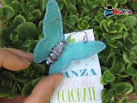 come fare una farfalla fosforescente