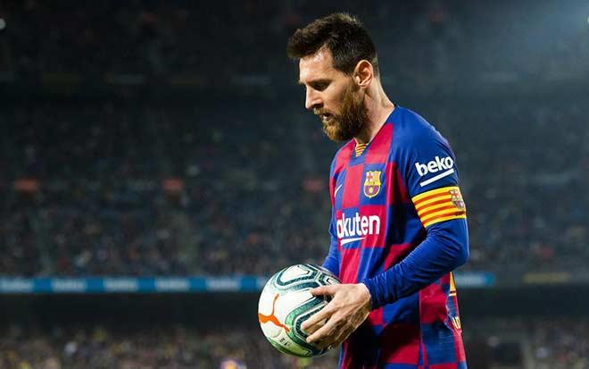 Messi chọn đầu quân cho Man City - Pep Guardiola, PSG & MU hết cơ hội