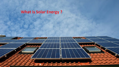 What is Solar Energy, solar panel