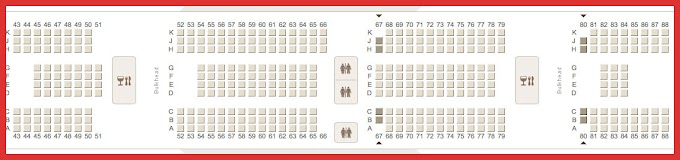 Emirates A380 Seating Plan 2021