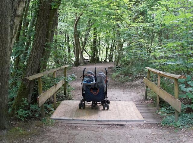 Fünf weitere Ausflugsideen im Schwentinental. Am Ufer der Schwentine führt ein malerischer Spazierweg entlang.