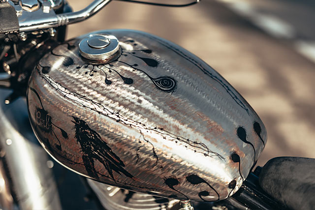 Royal Enfield Bullet By Corb Motorcycles Hell Kustom