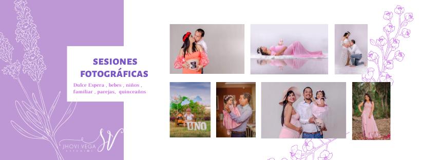 Estudio fotográfico en Trujillo, Perú 2021