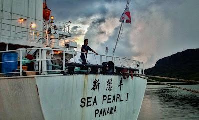 doc. buritan MV Sea Pearl 1 Panama