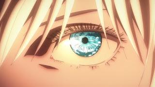 Hellominju.com : 呪術廻戦 アニメ 五条悟 目   Jujutsu Kaisen   Gojō Satoru   Hello Anime !