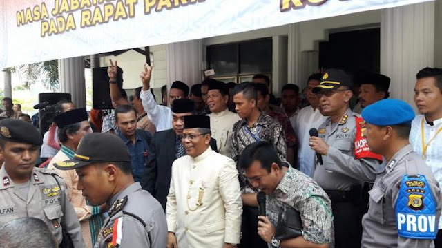 Aminullah Dukung Program Go Public di Aceh