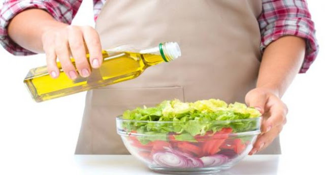 dầu thực vật làm tăng hương vị của món ăn
