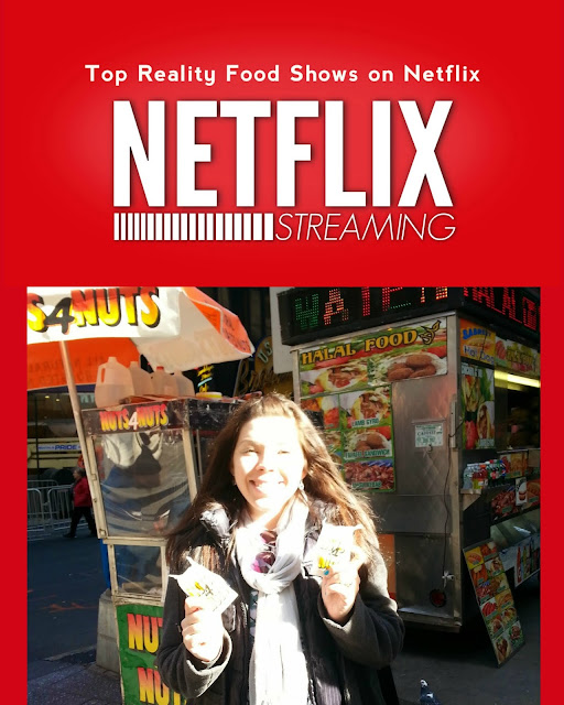 Top Reality Foodie Shows on Netflix