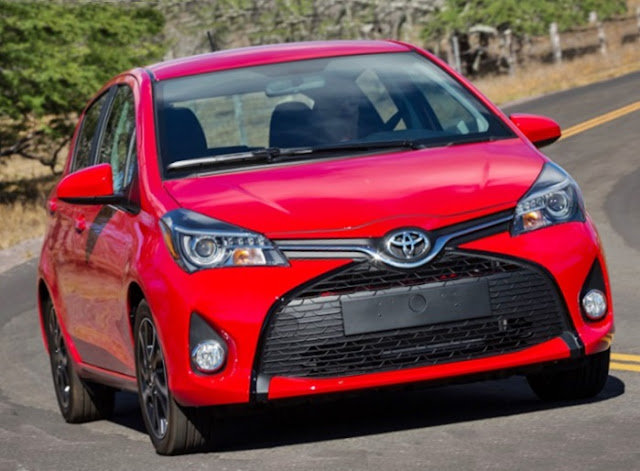 Toyota Yaris 2017 Review