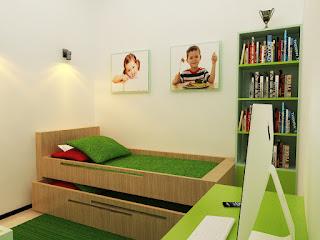 Menata Interior Kamar Tidur Anak Berdasarkan Ilmu Feng Shui